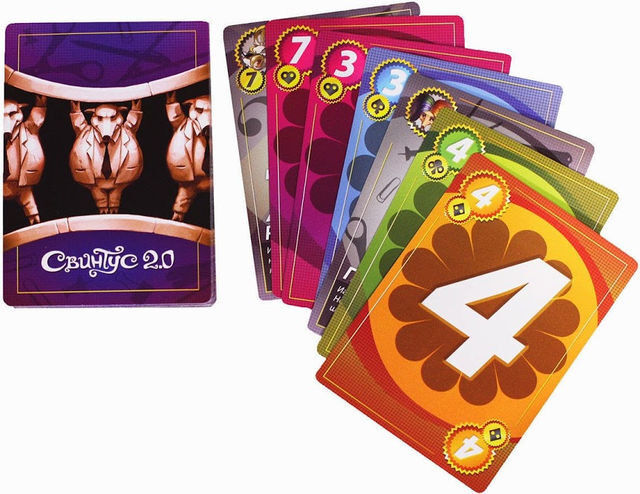 Магазин настольных игр Hobby World Настольная игра «Свинтус 2.0» - фото 3