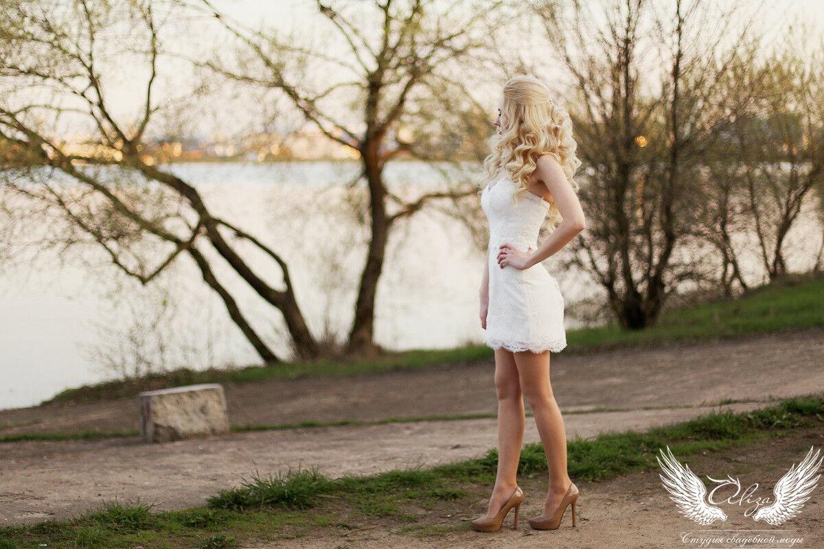 Свадебное платье напрокат ALIZA Платье свадебное «Ailinna» Soffito - фото 2