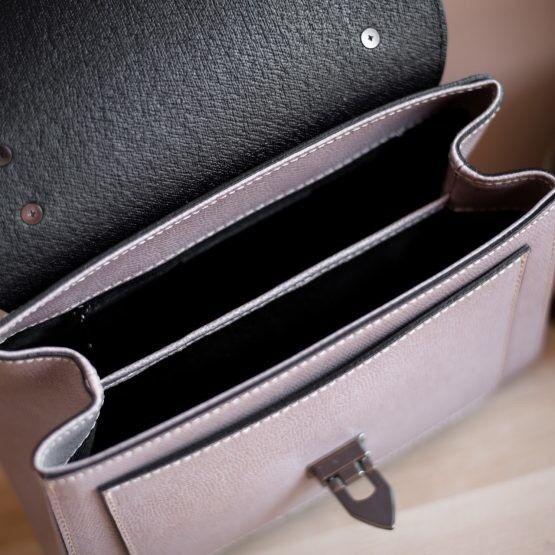 Магазин сумок Vezze Кожаная женская сумка C00497 - фото 3