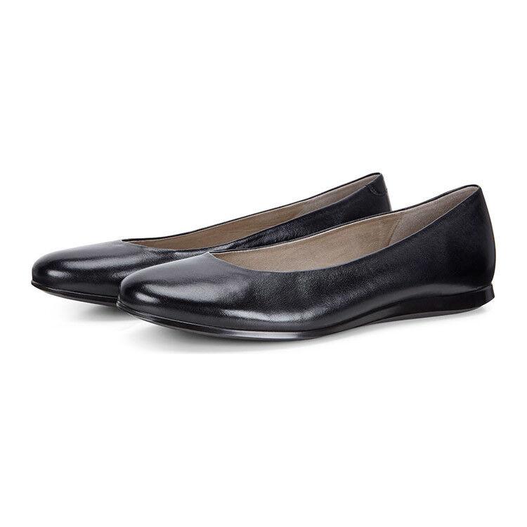 Обувь женская ECCO Балетки TOUCH BALLERINA 2.0 271503/01001 - фото 8