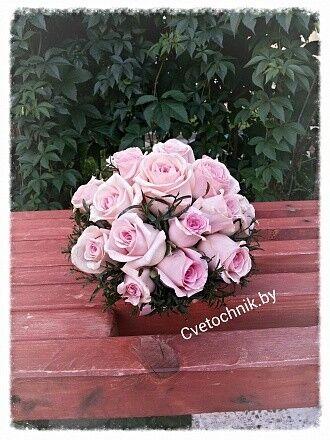 Магазин цветов Цветочник Букет невесты «Диана» - фото 1