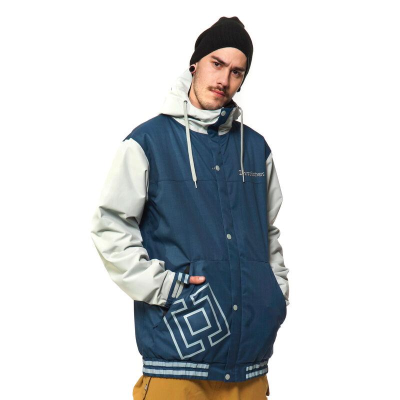 Спортивная одежда Horsefeathers Сноубордическая куртка Stdium 1415 серый - фото 1
