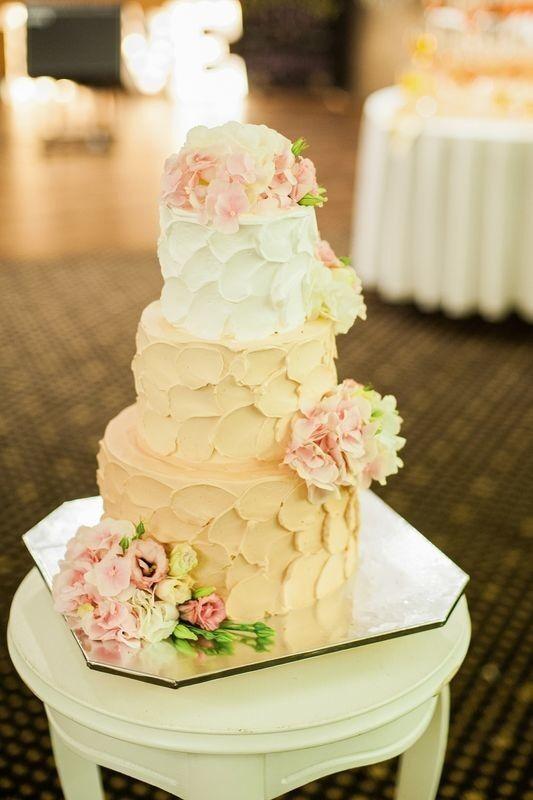Торт Заказторта.бай Свадебный торт №6 - фото 1
