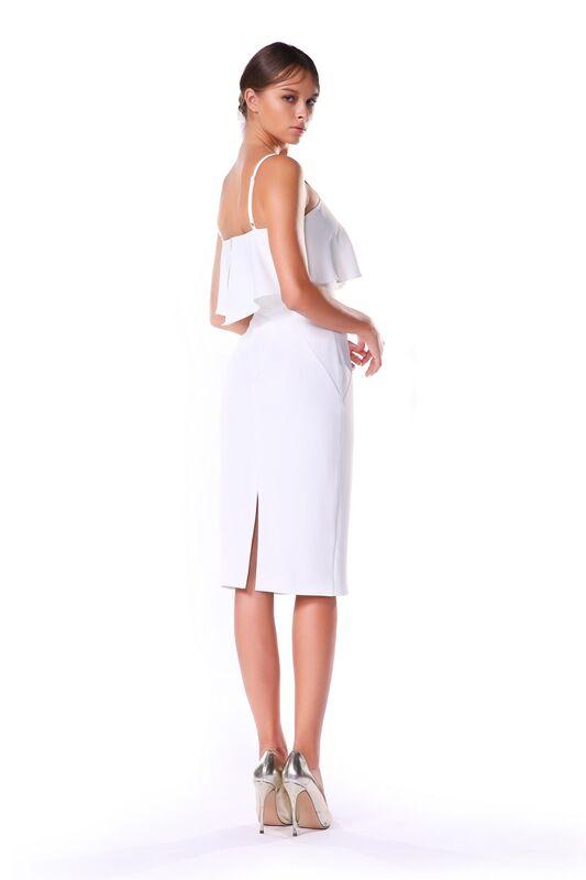 Платье женское Isabel Garcia Коктейльное платье BK1351 - фото 2