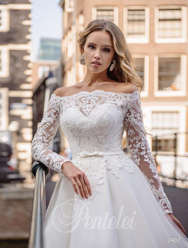 Свадебное платье напрокат Lavender Свадебное платье Daniella - фото 4