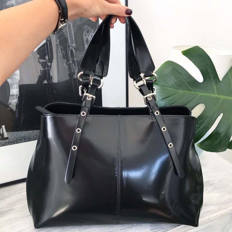 Магазин сумок Vezze Кожаная женская сумка C00218 - фото 1