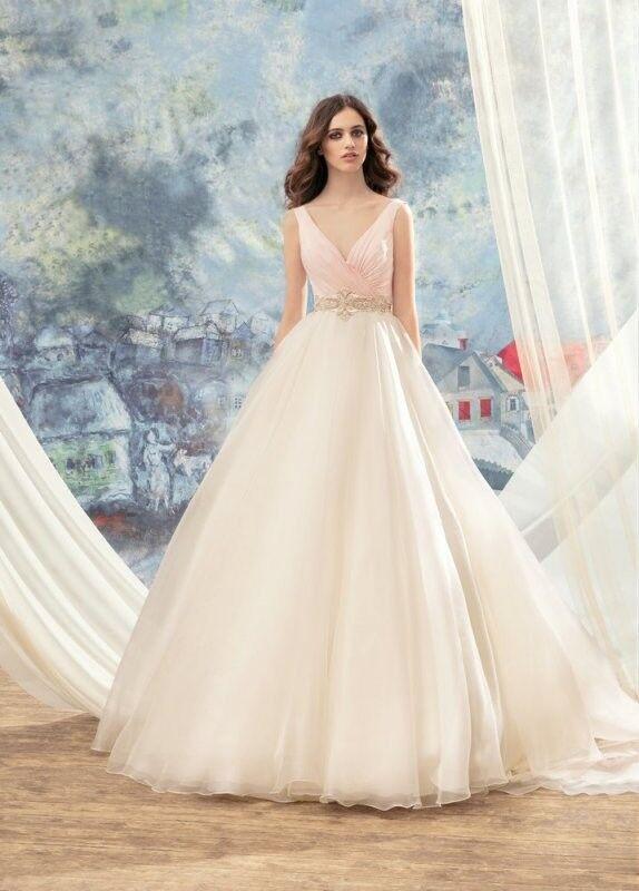 Свадебный салон Papilio Свадебное платье «Фламинго» 1713L - фото 1