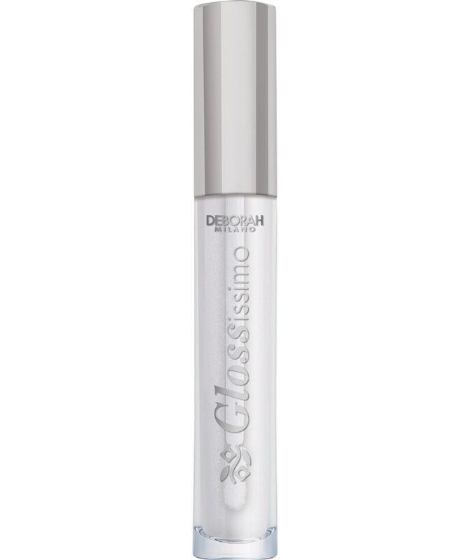 Декоративная косметика Deborah Milano Блеск для губ Glossissimo - №01 Crystal Lips - фото 1