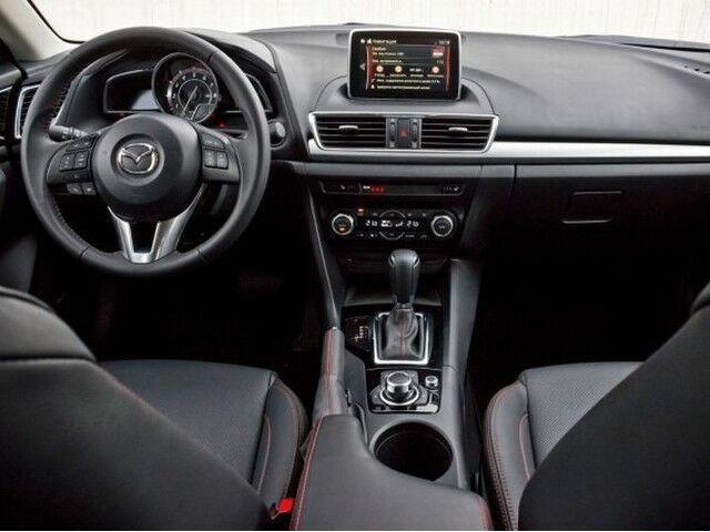 Прокат авто Mazda 3 2015 год - фото 6