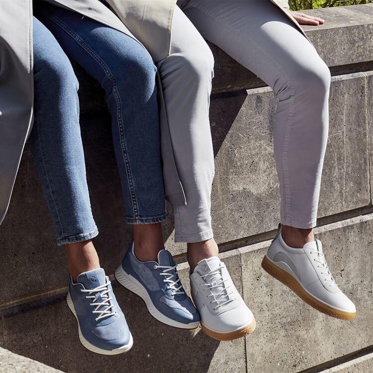 Обувь женская ECCO Кроссовки ST1 836193/55335 - фото 4