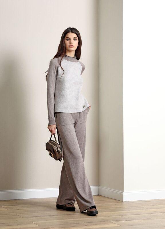 Кофта, блузка, футболка женская Burvin Свитер женский 5914 - фото 1