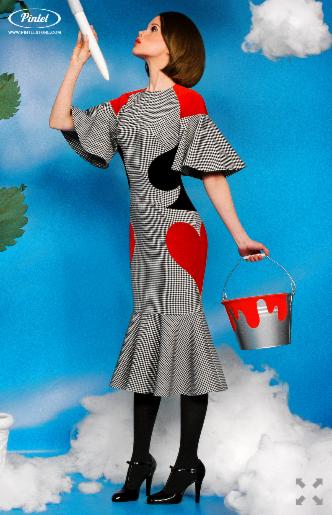 Платье женское Pintel™ Платье Fergus - фото 5
