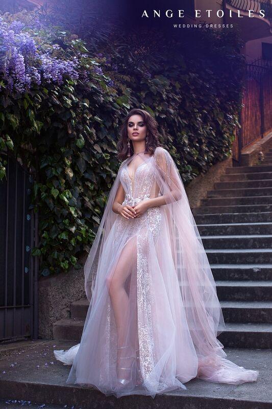 Свадебный салон Ange Etoiles Платье свадебное Ali Damore Afina - фото 4