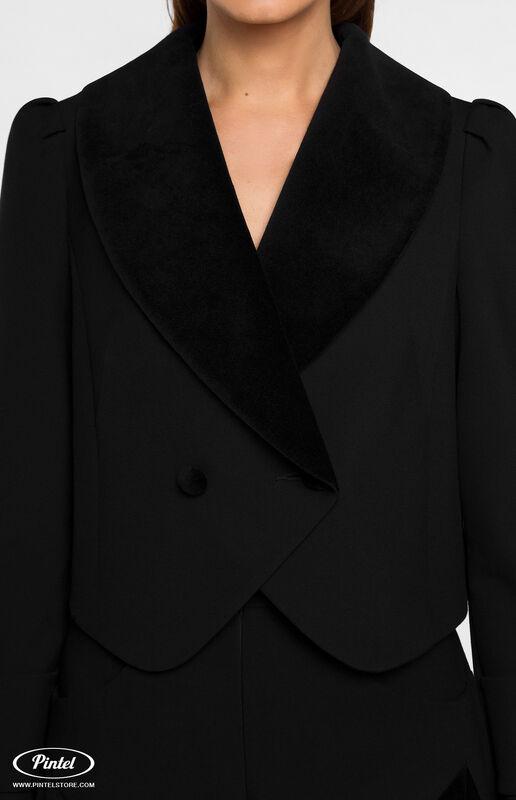 Костюм женский Pintel™ Элегантный брючный костюм MARCELLA - фото 4