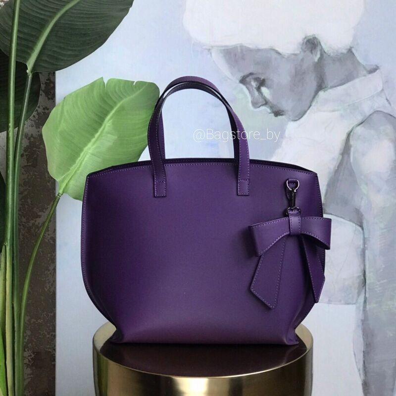 Магазин сумок Vezze Кожаная женская сумка C00392 - фото 1