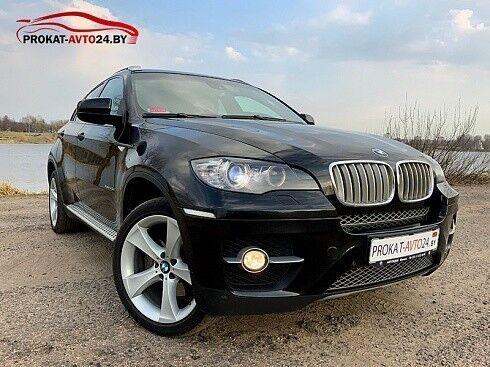 Прокат авто BMW X6 2011 - фото 4