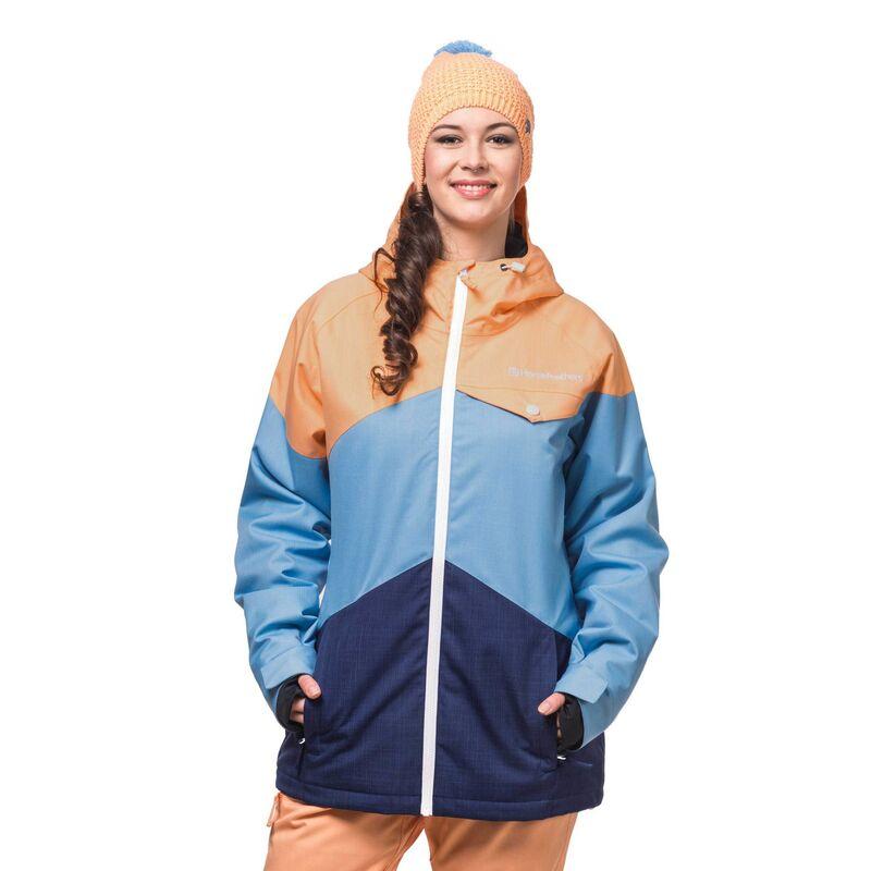 Спортивная одежда Horsefeathers Сноубордическая куртка Adrien 1617 розовый - фото 1
