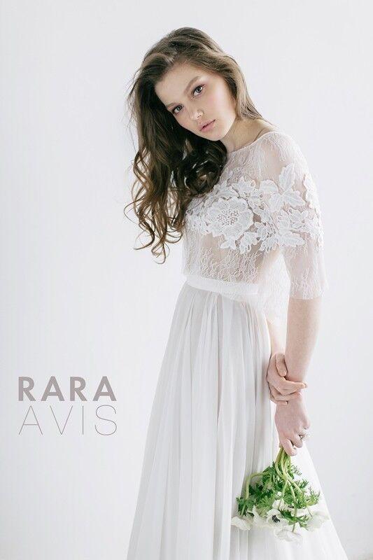 Свадебное платье напрокат Rara Avis Свадебное платье Ivis - фото 1