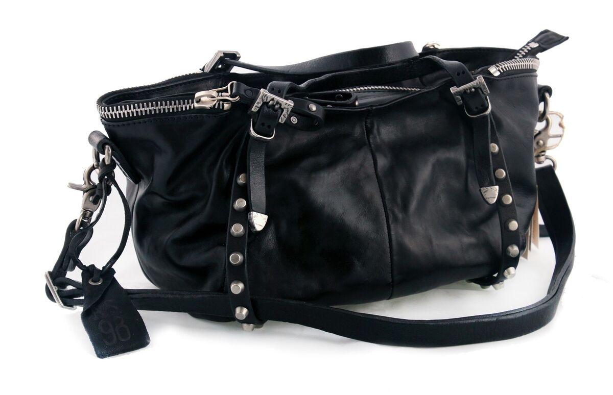 Магазин сумок A.S.98 Сумка женская 200386-801-6002 nero/2453+828 - фото 1