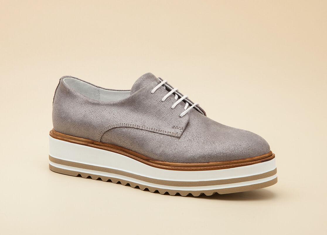 Обувь женская TJ Collection Полуботинки женские GY 5222027 GRZ - фото 1