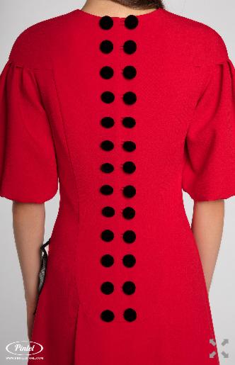 Платье женское Pintel™ Платье Tuükka - фото 7