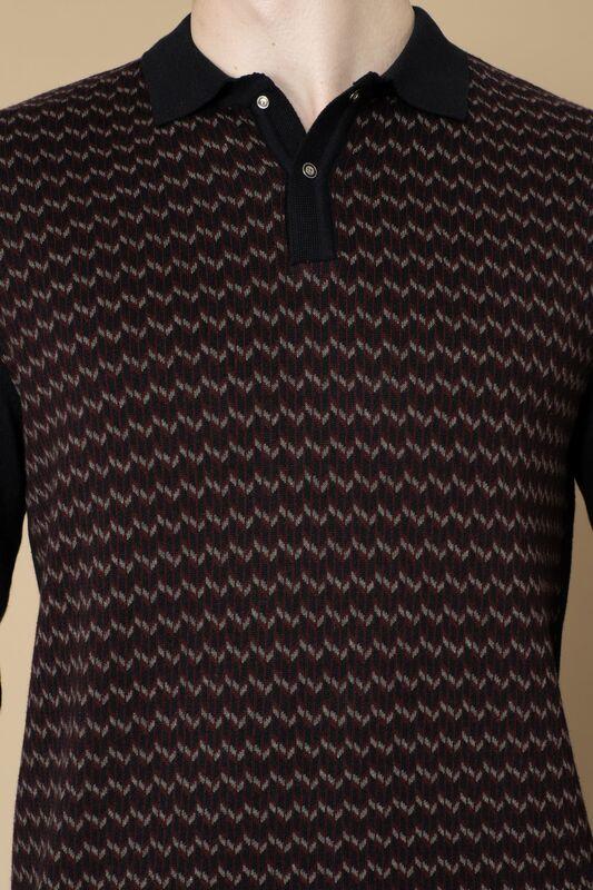 Кофта, рубашка, футболка мужская Etelier Джемпер мужской  tony montana 211395 - фото 2