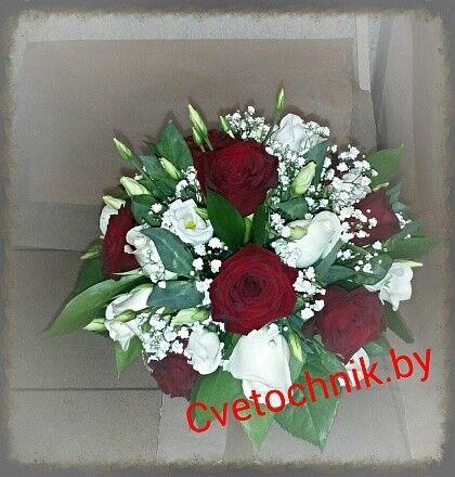 Магазин цветов Цветочник Букет невесты «Натали» - фото 1