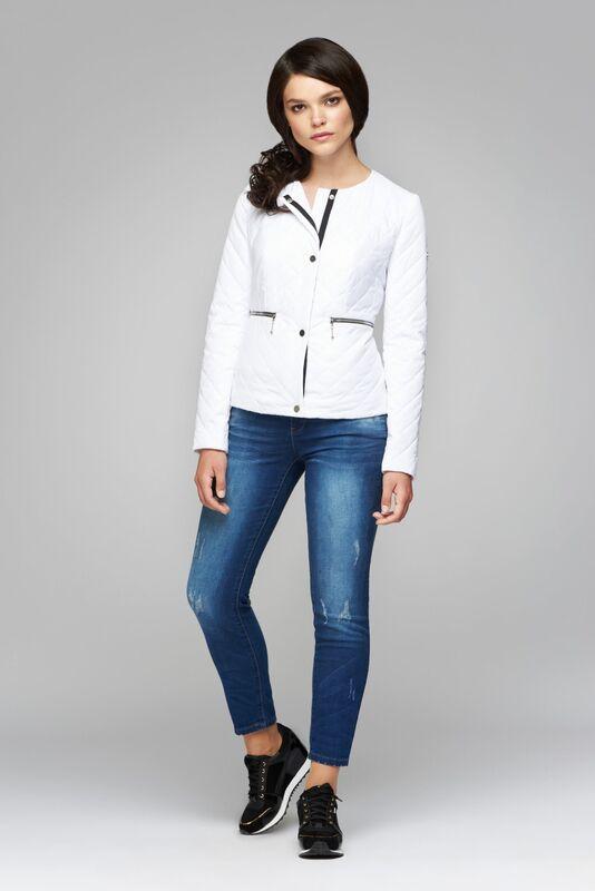 Верхняя одежда женская Elema Куртка женская Т-6213 - фото 1