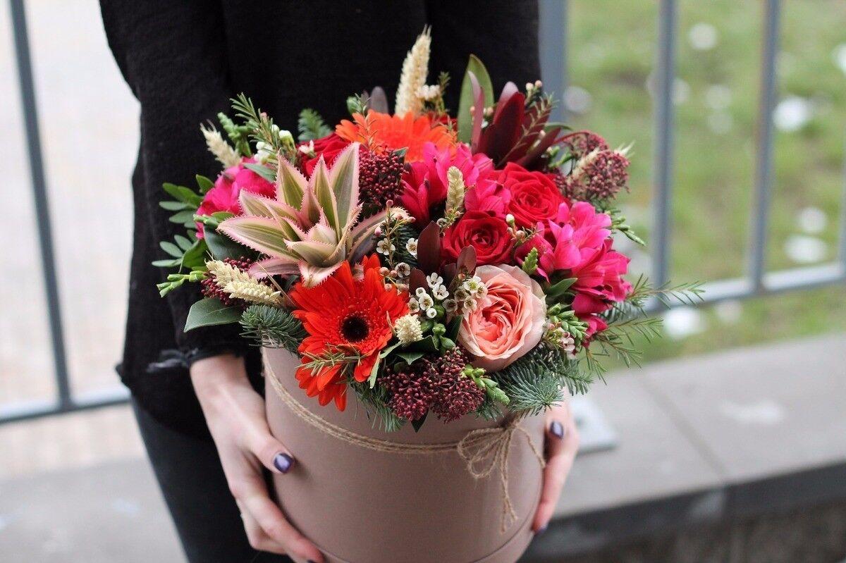 Магазин цветов Cvetok.by Композиция «Ананасовая страсть» - фото 1