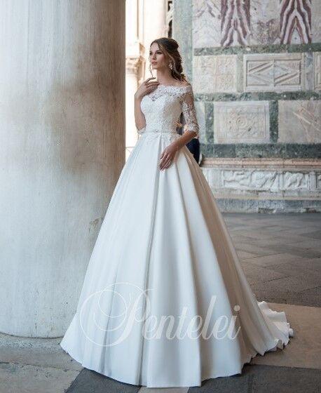 Свадебное платье напрокат Lavender Свадебное платье Alexia - фото 1