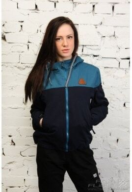 Спортивная одежда Air Jacket Куртка на флисе Blue Navy - фото 1