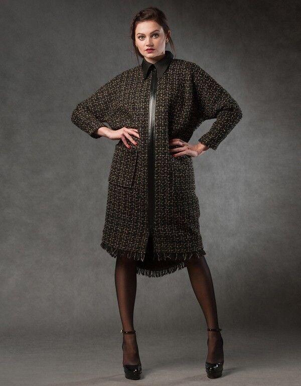 Верхняя одежда женская MISUTERI Пальто Seru MSS0092 - фото 1