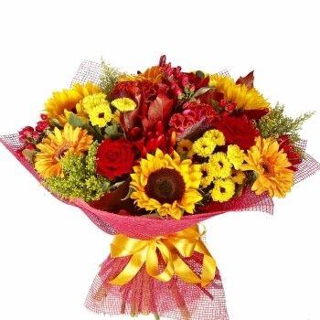 Магазин цветов Ветка сакуры Букет цветов №62 - фото 1