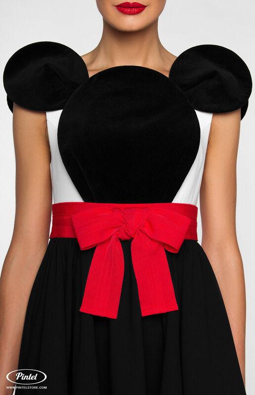 Костюм женский Pintel™ Костюм из платья и брюк DEEPSHIKA - фото 5