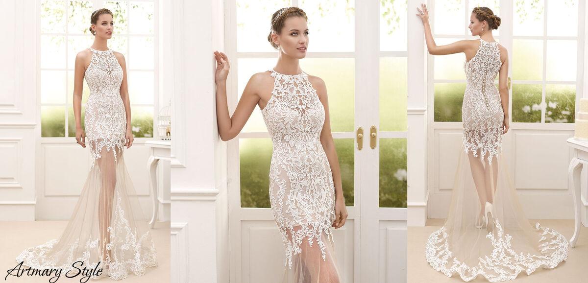Свадебное платье напрокат Novia D'Art Платье свадебное Sorfu - фото 2