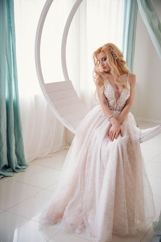 Свадебный салон ALIZA свадебное платье   Armania2 - фото 2