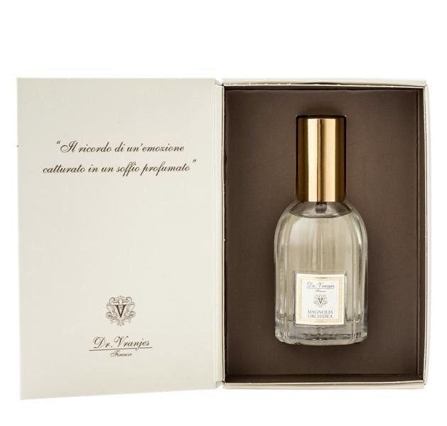 Подарок Dr. Vranjes Аромат для дома - Спрей Magnolia Orchidea (магнолия и орхидея) 25 мл в подарочной коробке, FRV13-A06 - фото 1