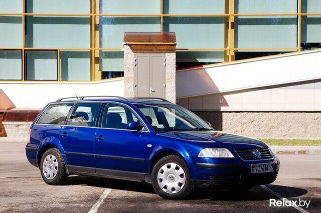 Аренда авто Volkswagen Passat 2003 г.в. - фото 1