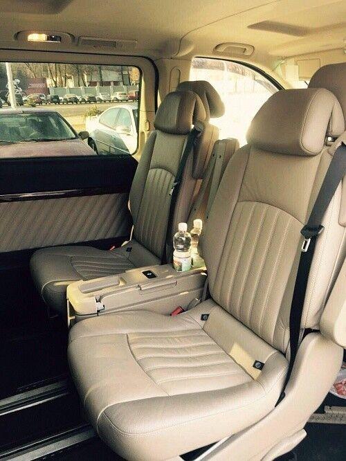 Прокат авто Mercedes-Benz Viano Black - фото 2