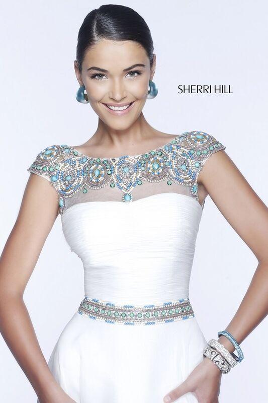 Вечернее платье Sherri Hill Вечернее платье 21272 - фото 7