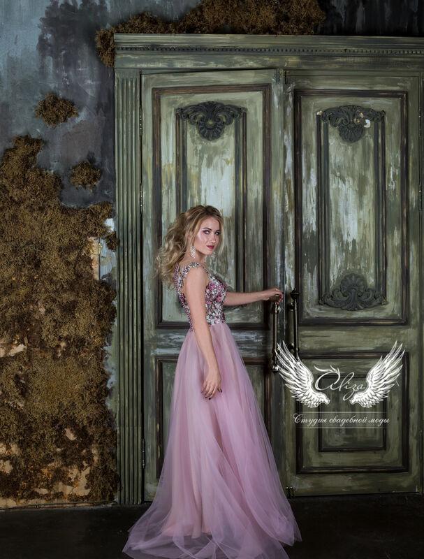 """Вечернее платье ALIZA Вечернее платье """"Rose"""" - фото 4"""