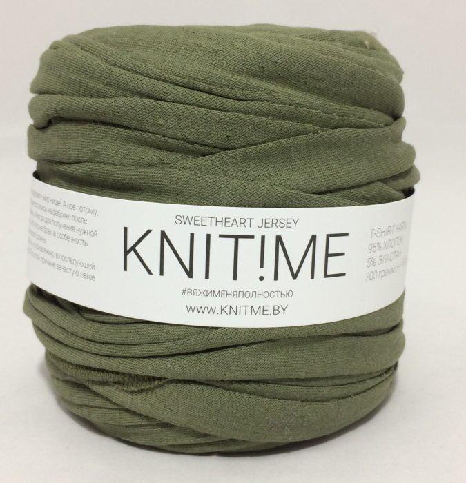 Товар для рукоделия Knit!Me Ленточная пряжа Sweetheart Jersey - SJ411 - фото 1