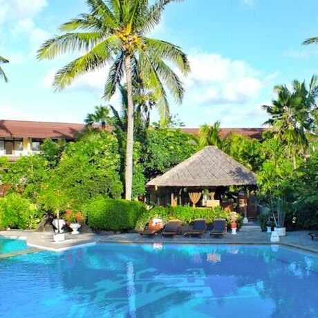 Туристическое агентство Айкью групп Пляжный авиатур в Индонезию, о. Бали, Palm Beach 3* - фото 1