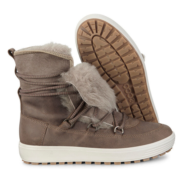 Обувь женская ECCO Ботинки женские SOFT 7 TRED 450153/57511 - фото 8