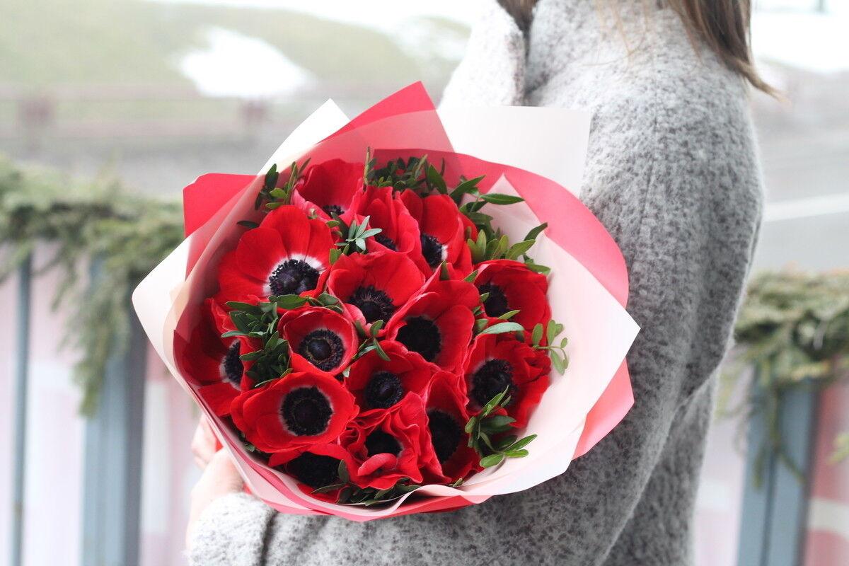 Магазин цветов Cvetok.by Букет «Страсть красавицы» - фото 1