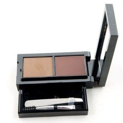 Декоративная косметика Flormar Тени для бровей Eyebrow Shadow Design Kit - фото 1