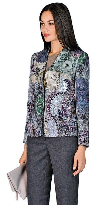 Пиджак, жакет, жилетка женские Elis Жакет женский JC7356 - фото 1