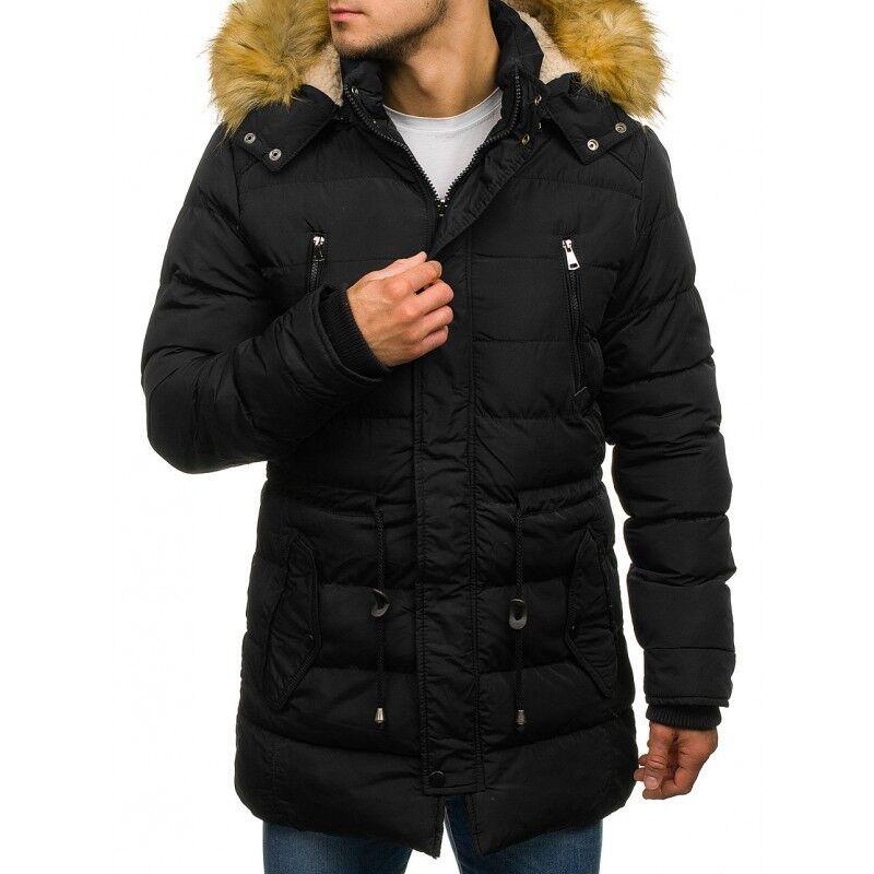 Верхняя одежда мужская Revolt Зимняя куртка J. Boyz H08 - фото 1