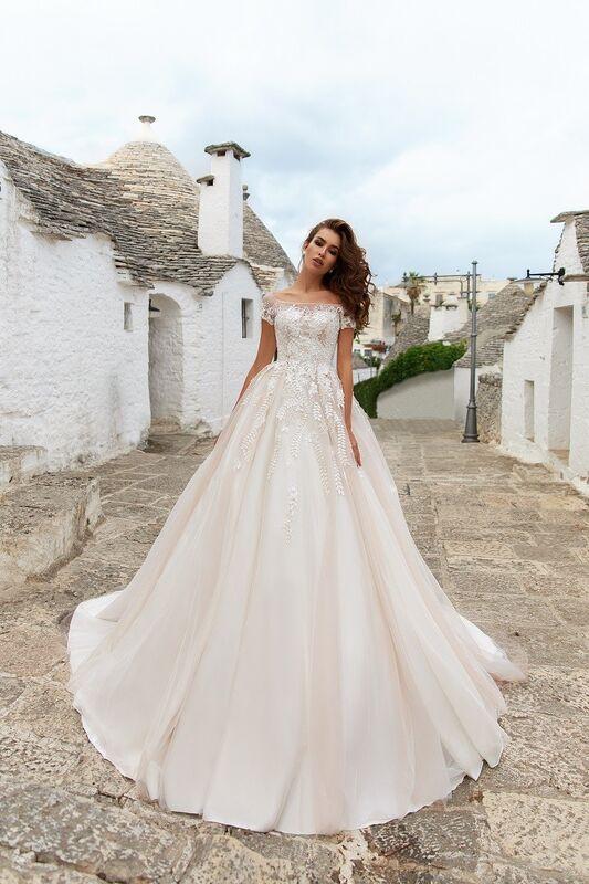 Свадебный салон ALIZA свадебное платье - фото 1