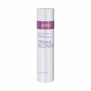 Уход за волосами Estel Шампунь-блеск для светлых волос Prima Blonde - фото 1